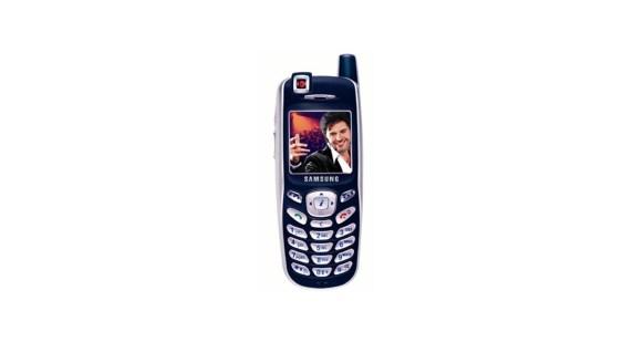 Samsung X600 sortie en 2002