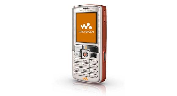 Sony W800 sortie en 2005