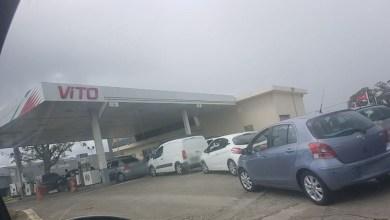 Photo of Les stations-service prises d'assaut en Martinique en ce début de Week-end