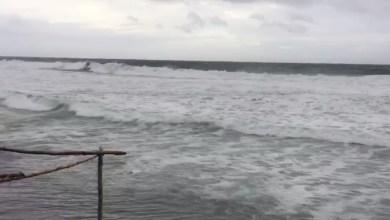 Photo of Ouragan Maria : les premiers effets de Maria se font ressentir au niveau de la houle