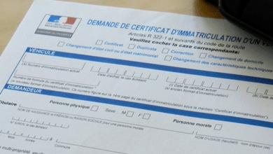Photo of Les démarches en ligne d'immatriculation de véhicules obligatoire à compter du 16 octobre 2017