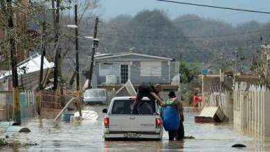 Photo of Ouragan Maria : un barrage cède à Porto-Rico tuant au moins 13 personnes. 70 000 personnes évacuées
