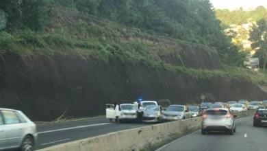 Photo of Un accident sur la Rocade crée un embouteillage monstre