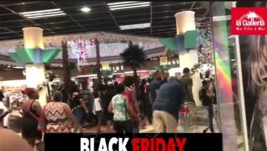 Photo of (VIDÉOS) Le Black Friday bat son plein à La Galleria
