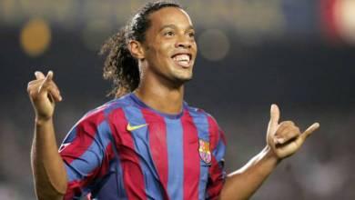 Photo of Football : le magicien brésilien Ronaldinho prend officiellement sa retraite