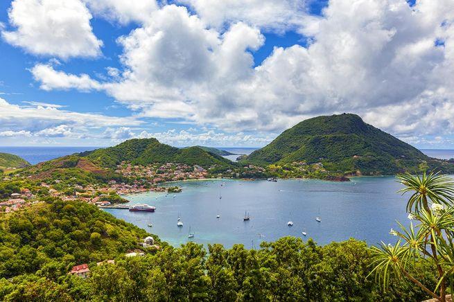 Photo de la Guadeloupe. ©Destinations de rêve