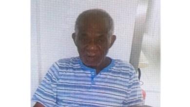 Photo of Guadeloupe : disparition inquiétante d'un homme de 88 ans