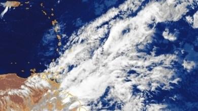 Photo of Une onde tropicale peu active en approche de la Martinique