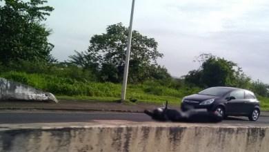 Photo of Un accident de moto au Lamentin fait un blessé