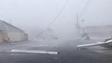 Photo of L'ouragan Michael de catégorie 4 frappe de plein fouet les côtes de la Floride (VIDEO)