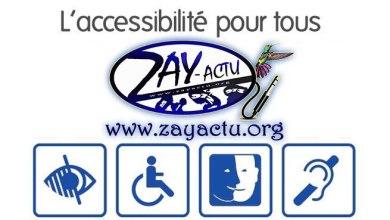 Photo of ZayActu modernise son site afin qu'il soit aussi accessible aux personnes à mobilité réduite