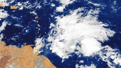 Photo of Une onde tropicale active en approche des Petites Antilles. La Martinique en vigilance jaune