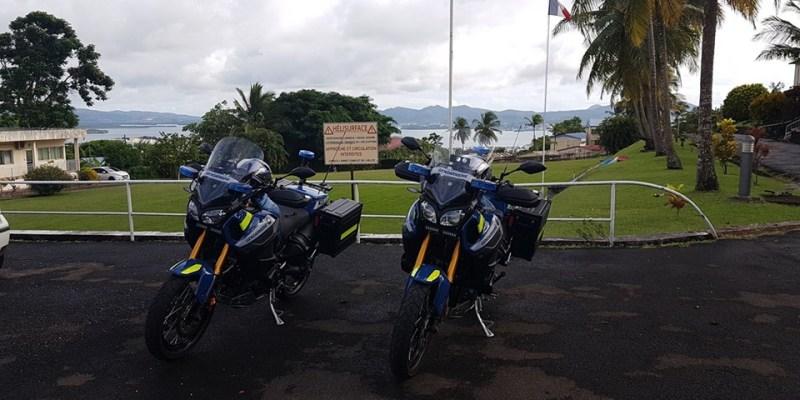 Deux nouvelles motocyclettes arrivent dans les rangs des gendarmes