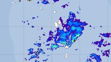 Photo of Le nord de la Martinique touché par des pluies diluviennes qui devraient s'intensifier cet après-midi