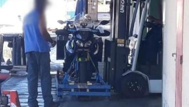 Photo of Arrivée d'une moto radar en Martinique ? Non, c'est un Fake news