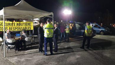 Photo of Contrôle routier à Ducos : 7 rétentions du permis de conduire et un refus d'obtempérer
