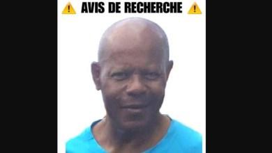 Photo of Avis de recherche : Alfred Fonrose n'a plus donné signe de vie depuis 3 jours. Sa famille est très inquiète