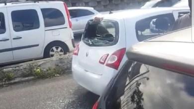 Photo of Une bagarre éclate entre deux automobilistes dans le rond-point du Casino à Schoelcher
