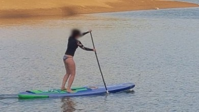 Photo of Les pratiques sportives interdites sur le plan d'eau du barrage de la Manzo