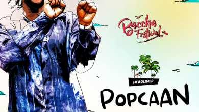Photo of L'artiste jamaïcain Popcaan présent au Baccha Festival au Vauclin