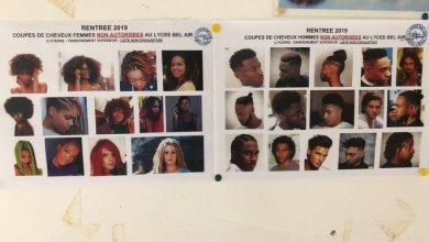 Photo of Une vingtaine de coupes de cheveux interdite dans un lycée en Guadeloupe