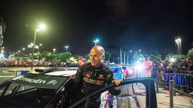Photo of Martinique Rallye Tour : Simon Jean-Joseph a fait le show à Fort-de-France (VIDÉOS)