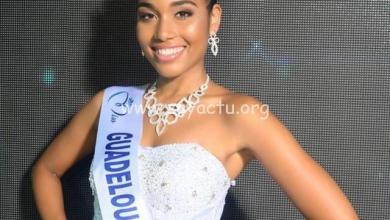 Photo of Clémence Botino a été élue Miss Guadeloupe 2019