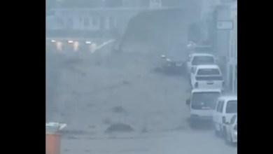 Photo of Ouragan Dorian : d'importantes inondations touchent l'île de Saba (VIDÉOS)