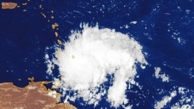 Photo of Tempête tropicale forte Dorian : le pic de l'activité prévu en fin de nuit prochaine