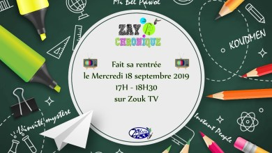 """Photo of Votre émission TV """"ZayChronique"""" fait sa grande rentrée, le mercredi 18 septembre"""