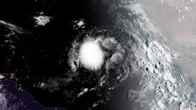 Photo of Naissance de la tempête tropicale Jerry qui pourrait continuer à se renforcer et devenir un ouragan