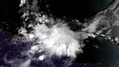 Photo of Naissance de la tempête tropicale Karen au sud des Petites Antilles