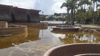 Photo of Des fontaines d'eau sur la commune de Trinité laissées à l'abandon depuis plusieurs années