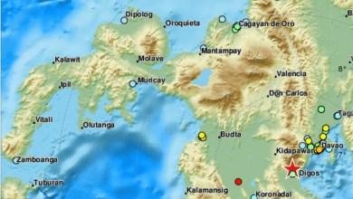 Photo of Un puissant séisme frappe les Philippines