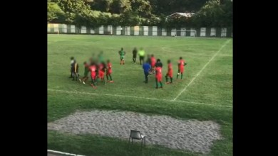 Photo of Une échauffourée éclate lors d'un match de football au Carbet