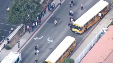 Photo of Une fusillade dans un lycée près de Los Angeles fait plusieurs blessés (VIDÉO)