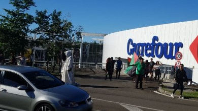 Photo of Boycott : ça chauffe au niveau de Carrefour Génipa (VIDEOS)