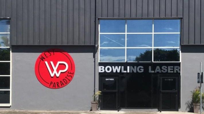 West Paradise bowling au Lamentin Martinique