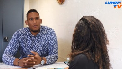 Photo of Hommage : l'interview de Yohan Raquil, il y a deux ans par nos confrères de Lumina TV