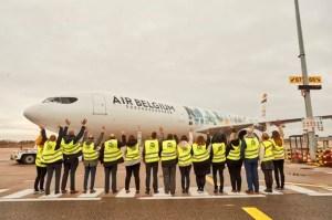 Les premiers passagers d'Air Belgium ont embarqué pour la Martinique