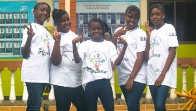 Photo of Cinq filles nigérianes inventent une application d'aide d'accès à la scolarité pour les enfants défavorisés