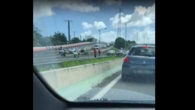 Photo of Les grévistes en opération escargot sur l'autoroute en direction de Fort-de-France (VIDÉO)