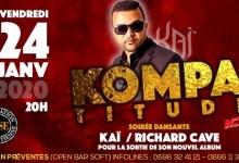 Photo of Le Kompatitude acte 2 avec Richard Cavé & Kaï annulé suite à un arrêté préfectoral