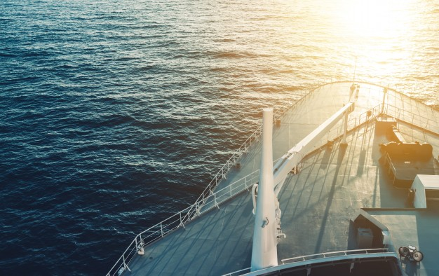 Navire de croisière.