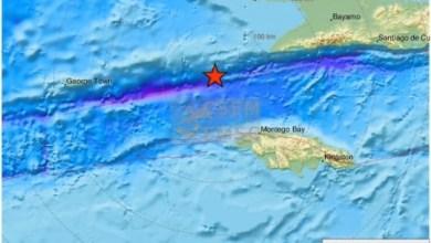Photo of Caraïbe : un puissant séisme de magnitude 7,7 enregistré entre Cuba et la Jamaïque