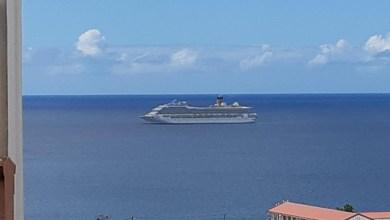 Photo of Le Costa Magica est toujours au large de la Martinique avec plus de 2 000 passagers
