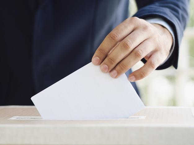 Urne élection