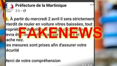Photo of Des fakenews circulent sur les réseaux sociaux. Les auteurs risquent des poursuites pénales