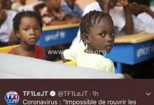 Photo de Les explications d'Harry Roselmack suite au tweet polémique de TF1 illustrant les écoles en Martinique