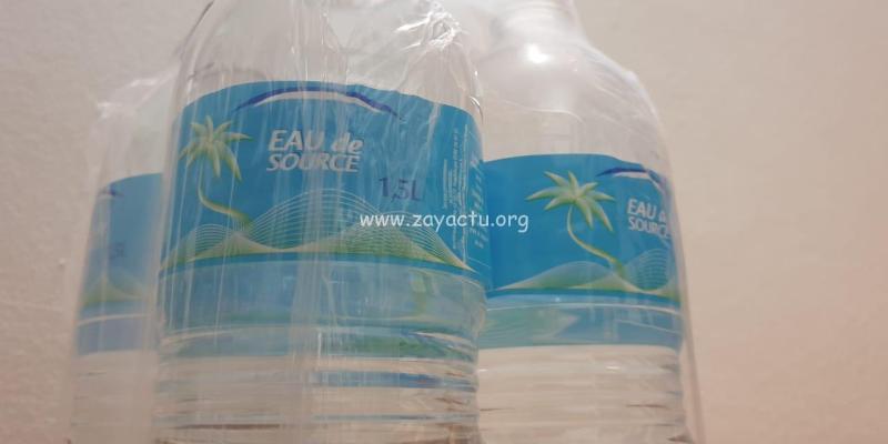 Pack d'eau